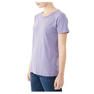 Alternative Apparel Ladies Vintage Garment Dyed Distressed T-Shirt