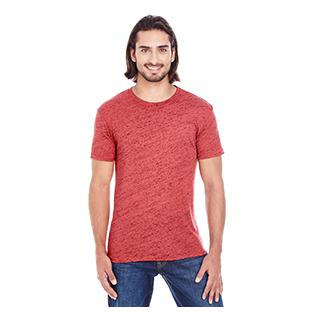 Threadfast Apparel Mens Blizzard Jersey Short Sleeve T-Shirt