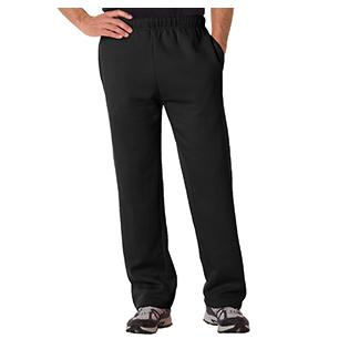 Badger Adult Open Bottom Fleece Pants