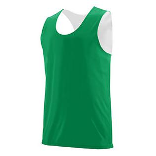 Augusta Sportswear Augusta Adult Wicking Polyester Reversible Sleeveless Jersey