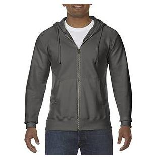 Comfort Colors Adult 9.5 oz. Full Zip Hooded Sweatshirt