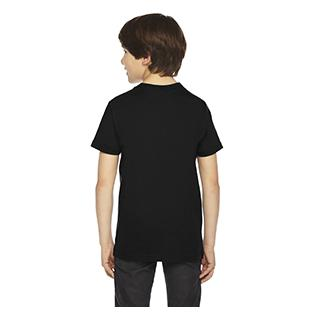 American Apparel Youth Fine Jersey T-Shirt