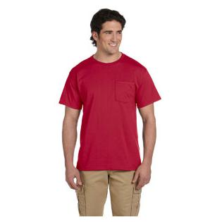Jerzees 50/50 Pocket T