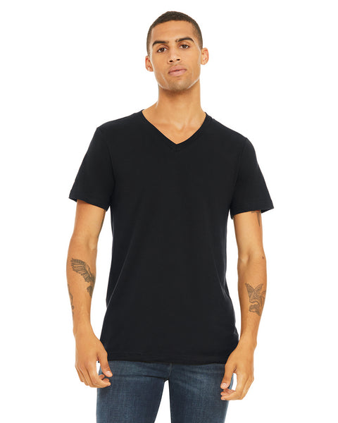 Bella + Canvas Canvas V-Neck T-Shirt