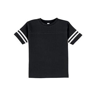Rabbit Skins Toddler FootballFine Jersey T-Shirt