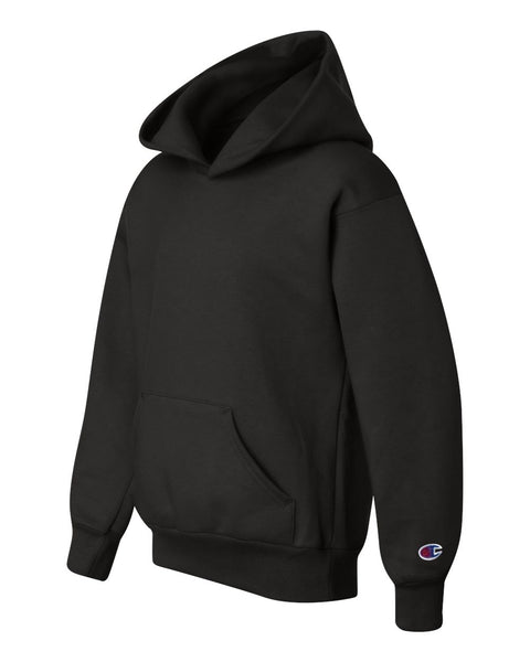 Champion Youth 9 oz. Double Dry Eco Pullover Hood