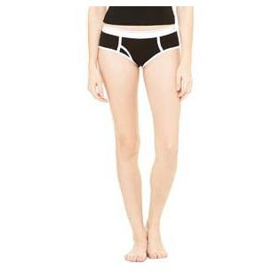 Bella + Canvas Ladies Cotton/Spandex Boyfriend Brief