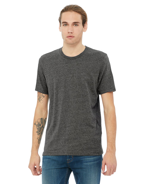 Bella + Canvas Unisex Jersey Heavyweight 5.5 oz. Crew T-Shirt