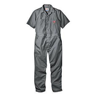 Dickies Mens 5 oz. Short Sleeve Coverall