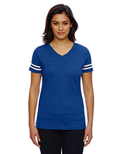 LAT Ladies Football Fine Jersey T-Shirt