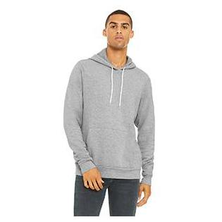 Bella + Canvas Unisex Poly Cotton Fleece Pullover Hoodie