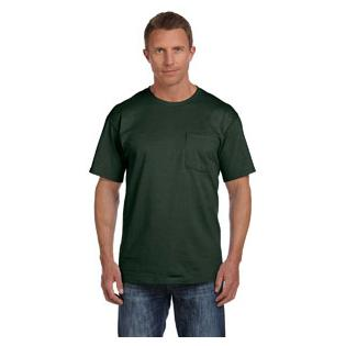 Fruit of the Loom HD Pocket T