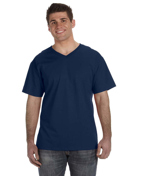 Fruit of the Loom HD V-Neck T-Shirt