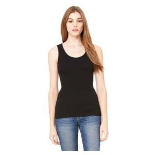 Bella + Canvas Bella Ladies 2x1 Rib Tank