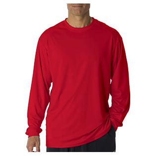 Badger Adult B Core Long Sleeve Performance T-Shirt