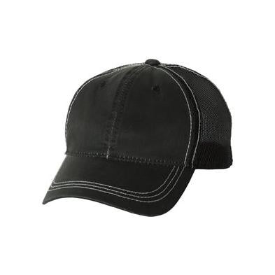 Outdoor Cap Weathered Mesh Back Cap