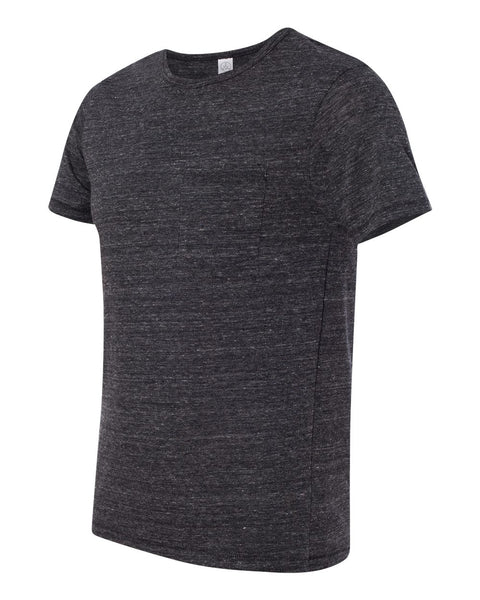 Alternative Apparel Eco Jersey Pocket T-Shirt