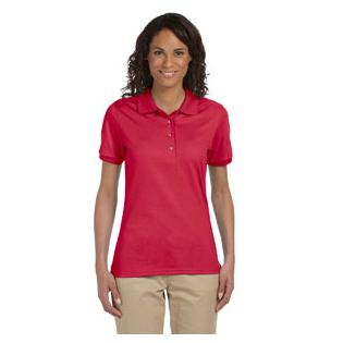 Jerzees Ladies 5.6 oz. SpotShield Ladies Jersey Polo