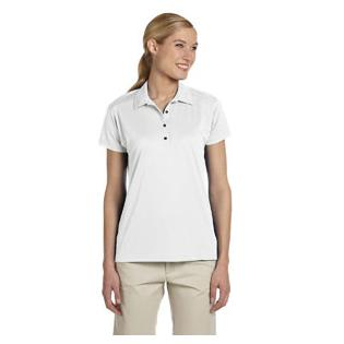 Jerzees Ladies 4.1 oz. DRI POWER SPORT Closed Hole Mesh Polo
