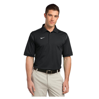 Nike Golf Dri FIT Sport Swoosh Pique Polo