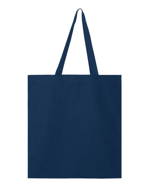 Q-Tees QTees Canvas Promotional Tote