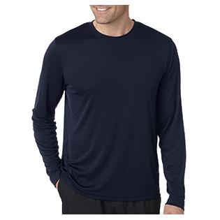 Hanes Mens Cool DRI with FreshIQ Long Sleeve Performance T-Shirt