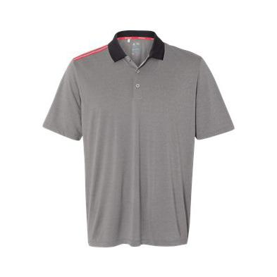 Adidas Climacool 3 Stripes Shoulder Polo
