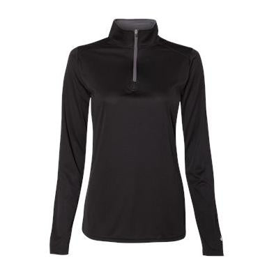 Badger Womens B Core Quarter Zip Pullover
