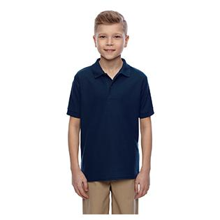 Jerzees Youth 5.3 oz. Easy Care Polo