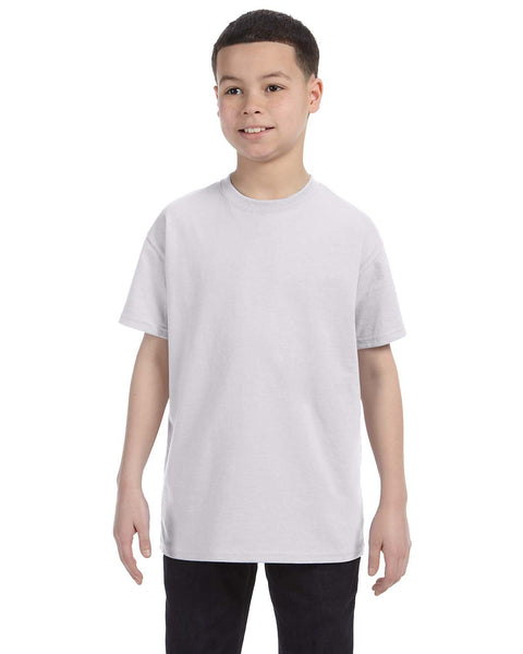 Hanes Youth Tagless T