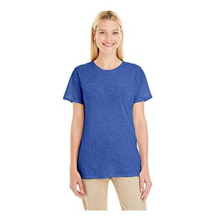 Jerzees Ladies 4.5 oz. TRI BLEND T-Shirt