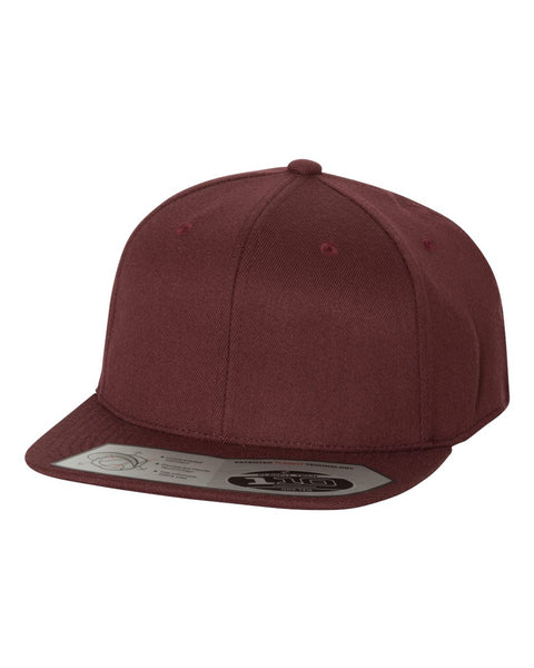 Flexfit Adult Wool Blend SnapbackCap