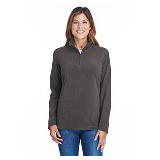 Columbia Ladies Crescent Valley Quarter Zip Fleece