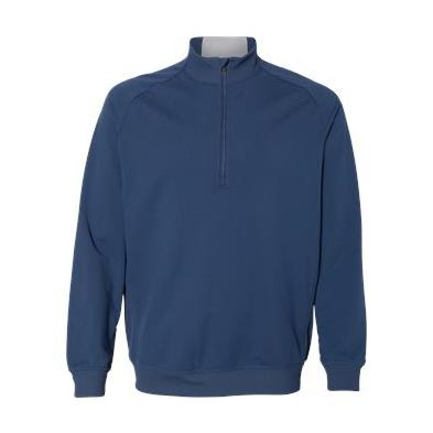 Adidas Quarter Zip Club Pullover