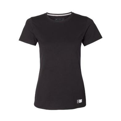 Russell Athletic Women's Essential 60/40 Performance Tee