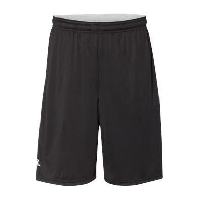 Russell Athletic 10-inch Essential Shorts with Pockets