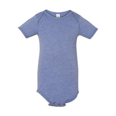 Bella + Canvas Infant Triblend Short Sleeve One Piece