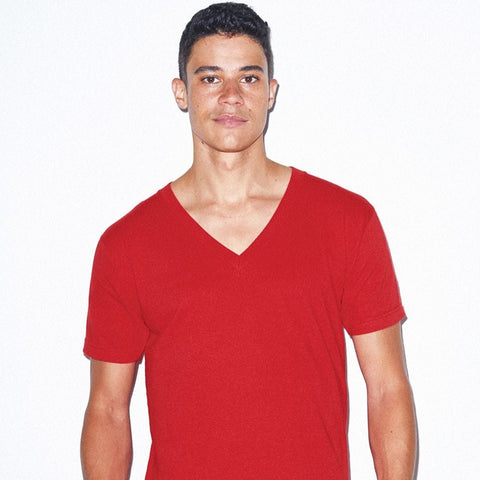 American Apparel V-Neck T