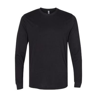 Next Level Unisex Sueded Long Sleeve Crew