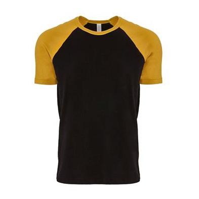 Next Level Unisex Raglan Short Sleeve T-Shirt