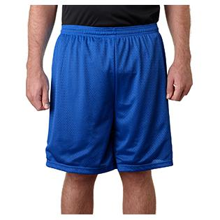 Badger Adult Seven Inch Inseam Mesh/Tricot Short