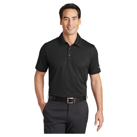 Nike Golf Dri FIT Solid Icon Pique Modern Fit Polo