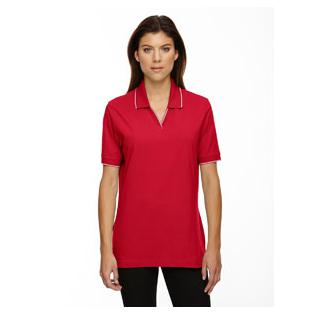 Ash City - Extreme Ladies Cotton Jersey Polo