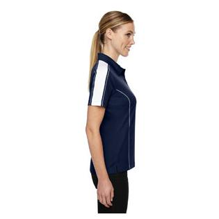 Ash City - Extreme Ladies Eperformance Piqu Colorblock Polo