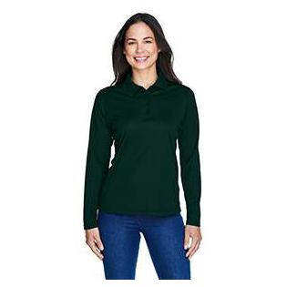 Ash City - Extreme Ladies Eperformance Snag Protection Long Sleeve Polo