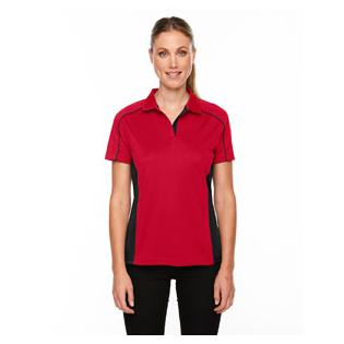 Ash City - Extreme Ladies EperformanceFuse Snag Protection Plus Colorblock Polo