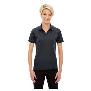 Ash City - Extreme Ladies Eperformance Stride Jacquard Polo