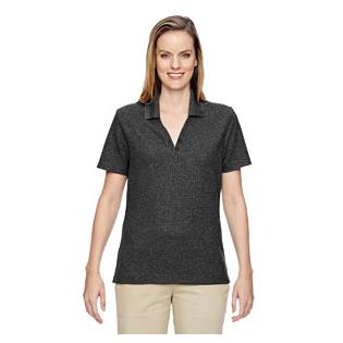 Ash City - North End Ladies Excursion Nomad Performance Waffle Polo