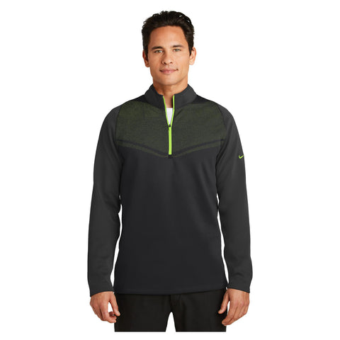 Nike Golf Therma FIT Hypervis 1/2 Zip Cover Up