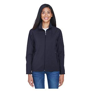 Ash City - North End Ladies Three Layer Fleece Bonded Performance Soft Shell Jacket